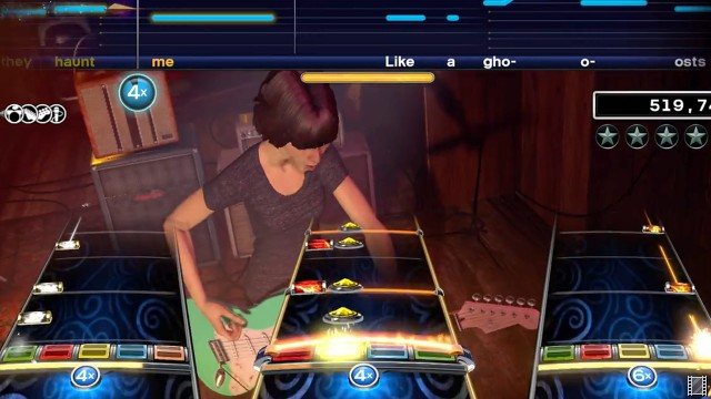 Rock Band 4 (PS4)   © Mad Catz 2015    1/1: December DLC Trailer