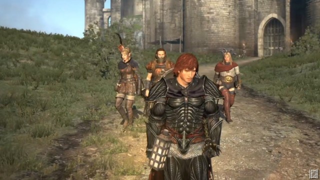 Dragon's Dogma: Dark Arisen (PC)   © Capcom 2016    1/1: PC Launch Trailer