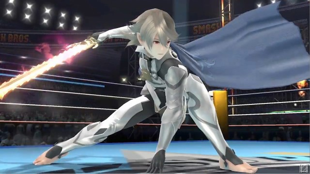 Super Smash Bros. For Wii U (WU)   © Nintendo 2014    3/3: Corrin Trailer