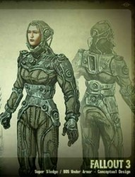 new fallout 3 development diary update and concept art