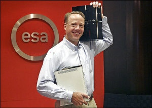 Current ESA President Michael Gallagher demonstrates his hands-on plan for supporting console makers.