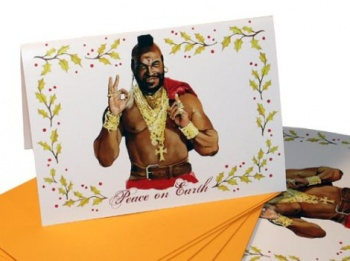 Spread cheer with mr t holiday cards the escapist image m4hsunfo