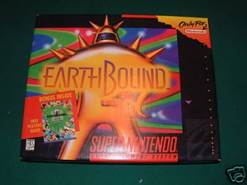 Unopened Earthbound Goes For $1000 on eBay | The Escapist