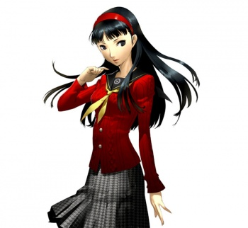 Persona 4 Characters Cameo In 3 Portable