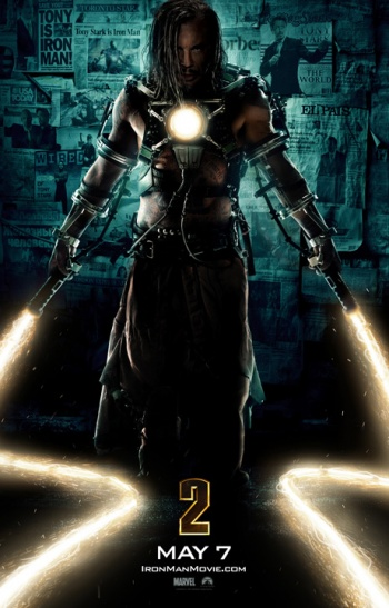 Is Iron Man Ripping Off the Prince of Persia? | The Escapist