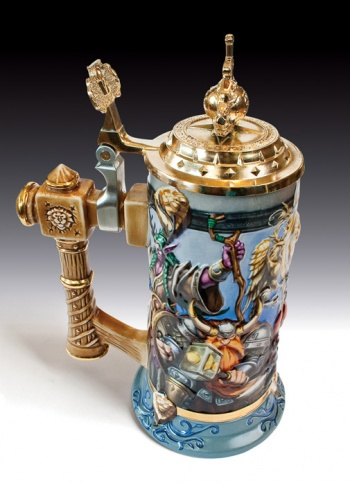 Quot Legendary Quot Wow Beer Steins Are Absolutely Nuts The Escapist
