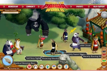 play free kung fu panda fighting games online