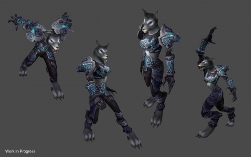 Plate Armor Wow Plate Armor Worgen Can be