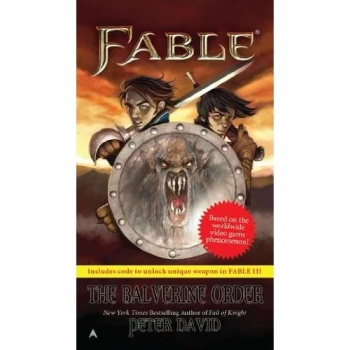 Fable Novel Contains Special Weapon Code | The Escapist