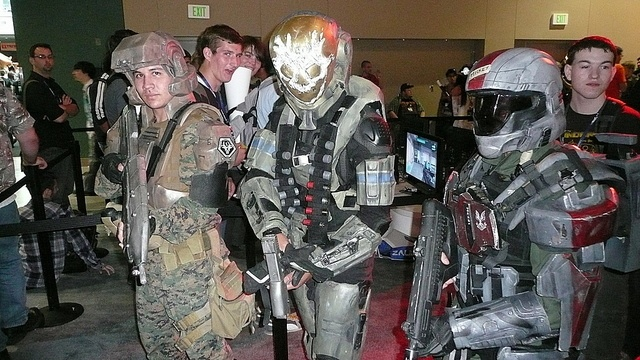 The Costumes Of PAX Prime 2010