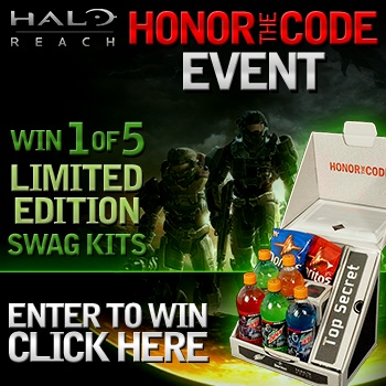Halo 4 codes giveaway sweepstakes