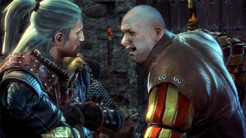 Witcher 2 Screen - Argument