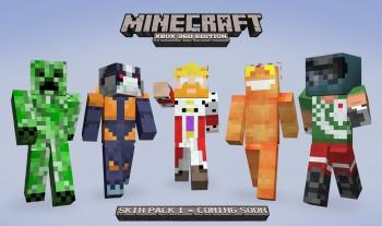 Update Minecraft Xbox Adds Halo Avatars The Escapist - Skins gratis minecraft xbox 360