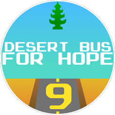 desert bus for hope  9