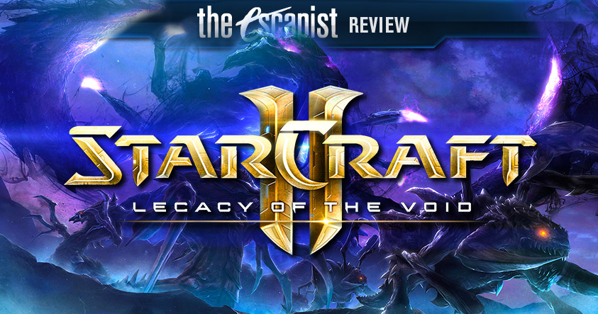 StarCraft 2 Legacy of the Void single-player review