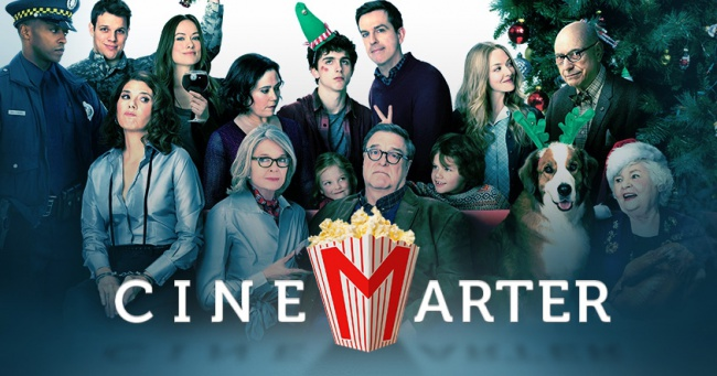 Love the Coopers CineMarter Banner
