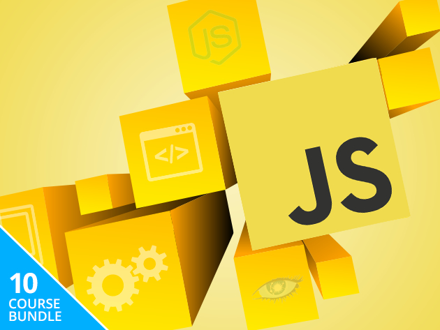 JS course bundle hero image