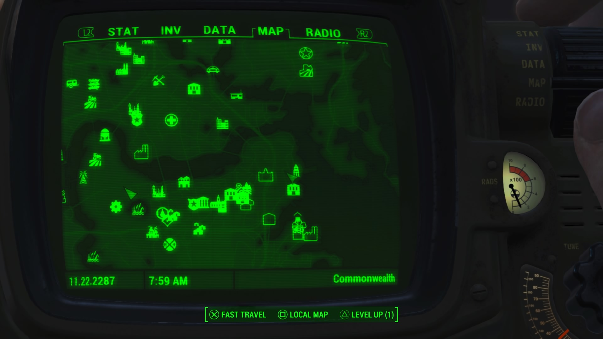 Fallout 4 Enclave Armor Location