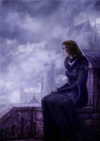 Shadows of Esteren princess