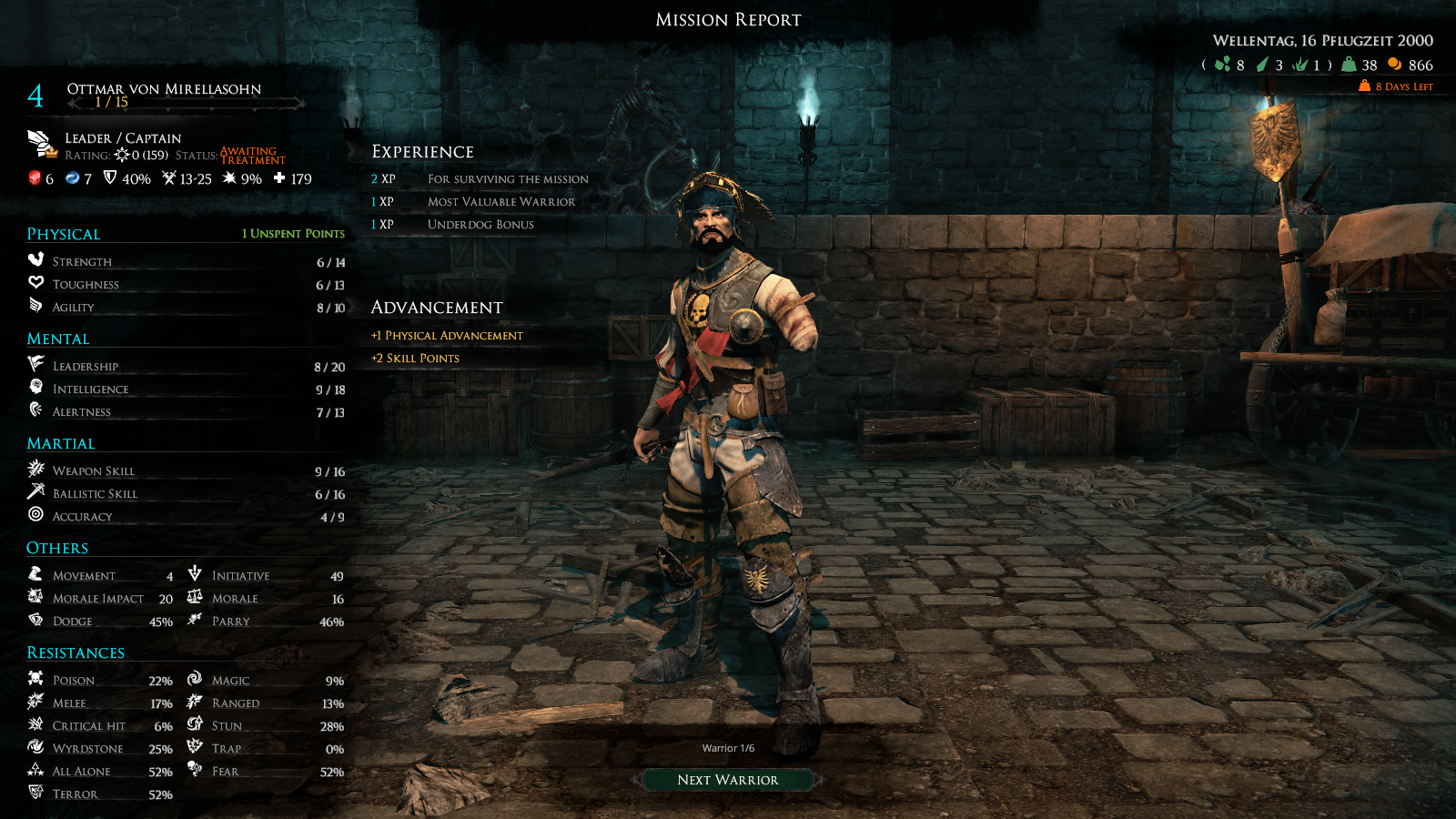 mordheim review screenshot 10