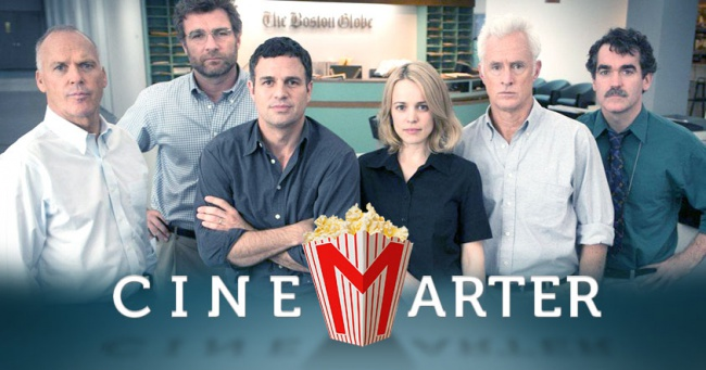 Spotlight CineMarter Banner
