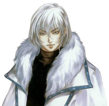 Soma Cruz from Castlevania