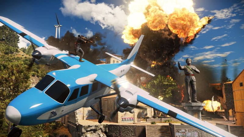 Just Cause 3 Logo Large