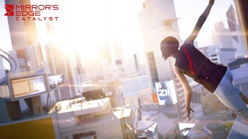 mirrors edge catalyst screenshot 3