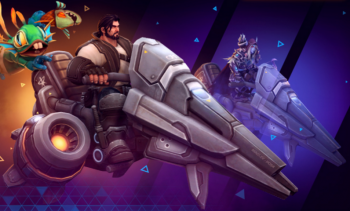 recruit a friend heroes of the storm