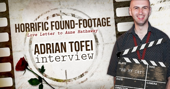 Adrian Tofei Interview Banner