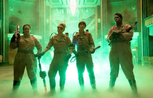 ghostbusters first photo