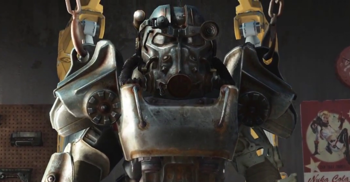 how to get freefall armor fallout 4