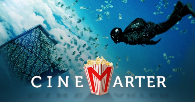 Point Break CineMarter Banner