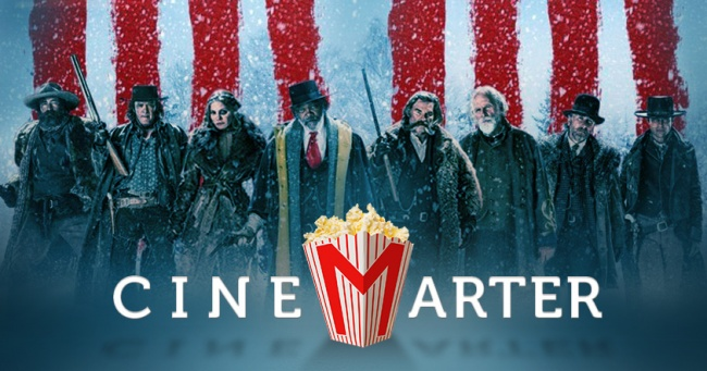 The Hateful Eight CineMarter Banner