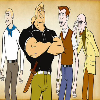venture bros article