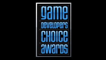 game developers choice awards logo
