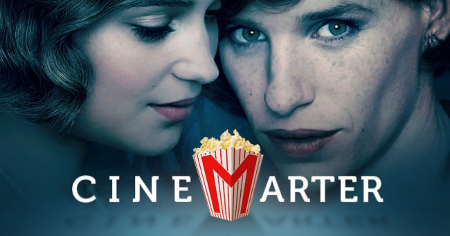 The Danish Girl Social CineMarter