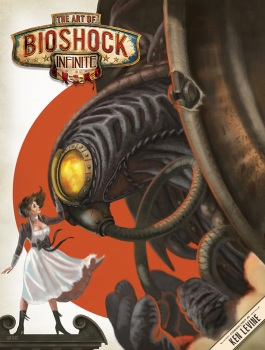 The Art of BioShock Infinite cover