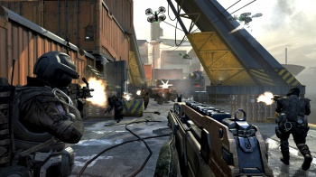 Call of Duty: Black Ops II - Screen 01
