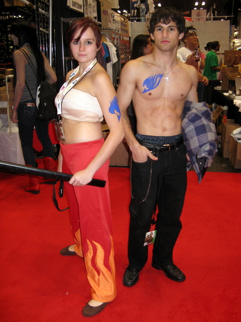 Gray And Erza From Fairy Tail Thanks Knight4light