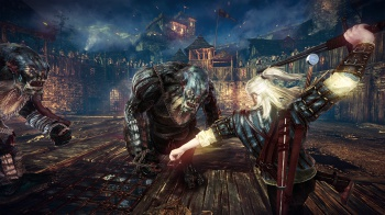 Witcher 2 Enhanced Screens