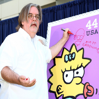 matt groening article