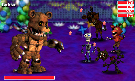 Five Nights at Freddys World 10
