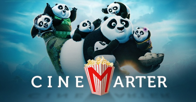 Fox's 'Kung Fu Panda 3' tops weekend box office