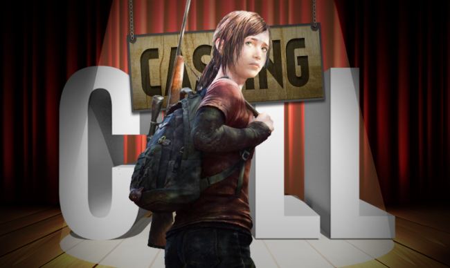 The Last of Us Casting Call Social