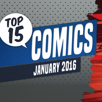 Jan 16 Top Comics
