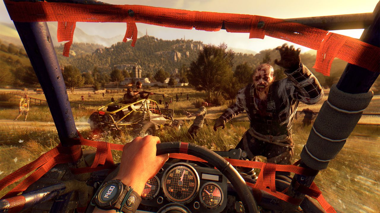 Dying light the following easter egg weapons walkthroughs dying light logo large malvernweather Choice Image