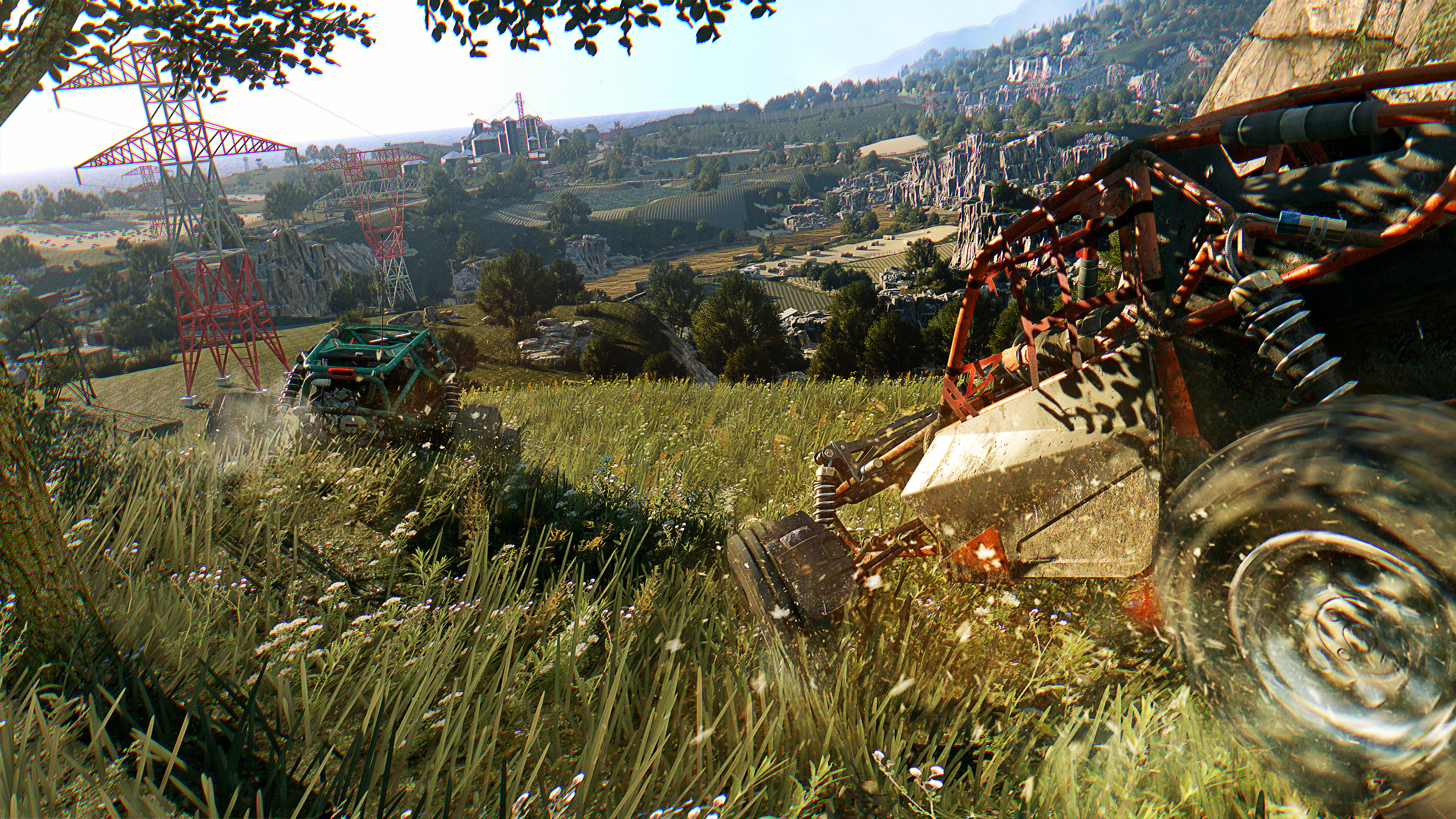 Dying light the following easter egg ending guide dying light logo large malvernweather Choice Image