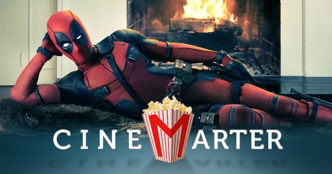 Deadpool CineMarter Banner