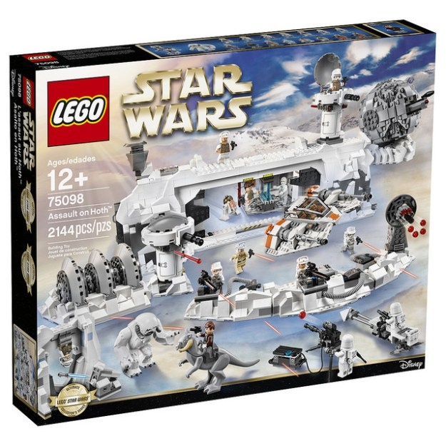 Assault on Hoth Box